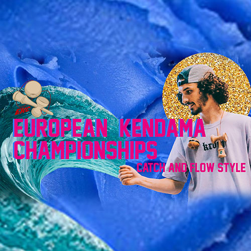 European Kendama Championships - Catch and Flow Style